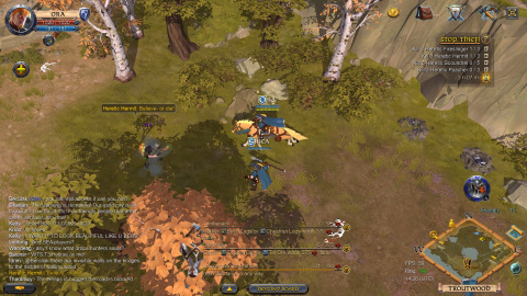 Albion Online : le MMO sandbox va passer free-to-play le 10 avril