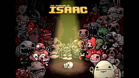 Jaquette de The Binding of Isaac : Rebirth le 23 juillet sur Xbox One