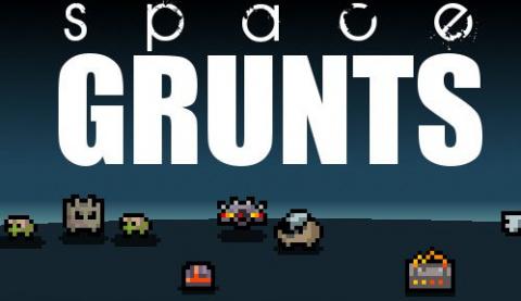 Space Grunts sur OUYA