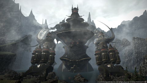 Final Fantasy XIV : Heavensward - Le donjon Alexander