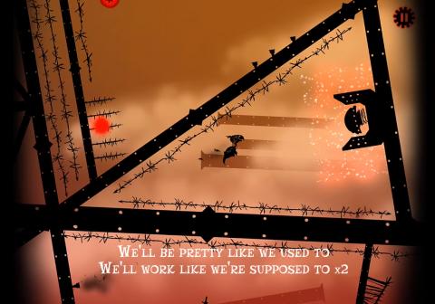 Red Game Without a Great Name : un platformer sur iOS qui ajoute un cran de difficulté à Limbo