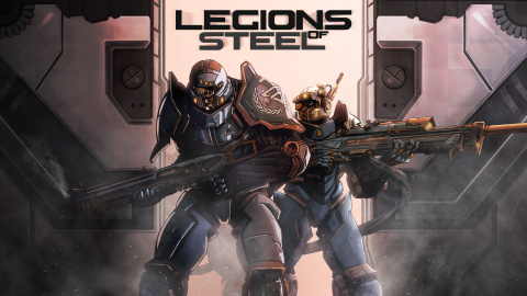 Jaquette de Legions of Steel - Une adaptation moderne d'un jeu tactique old-school