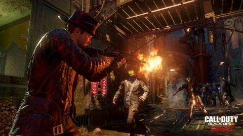 Call of Duty Black Ops 3 : Les outils de création en 2016 sur PC