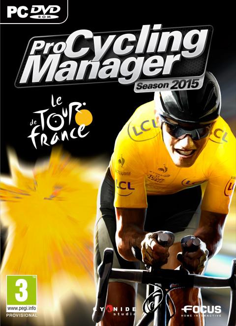 Pro Cycling Manager Saison 2015 sur PS4
