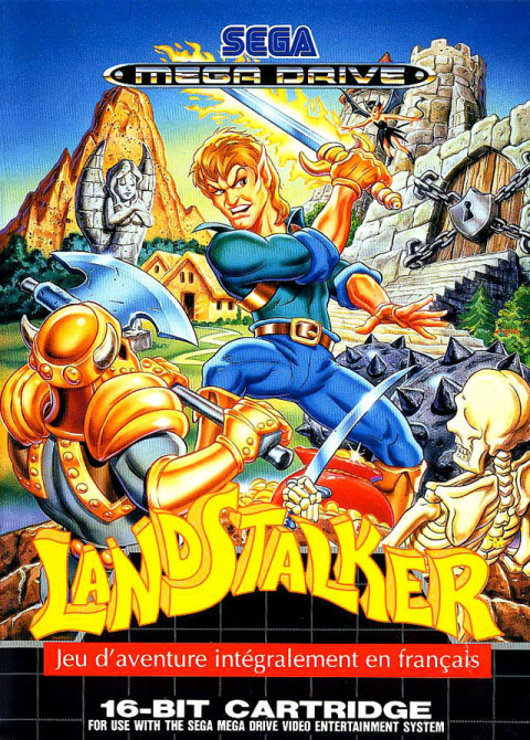 Oldies - Retour sur Landstalker