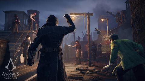 Assassin's Creed Syndicate, Londres d'un doute