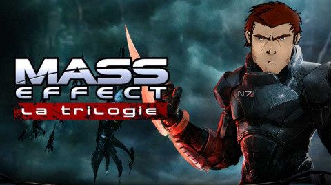 GameInStrip #2 : La trilogie Mass Effect