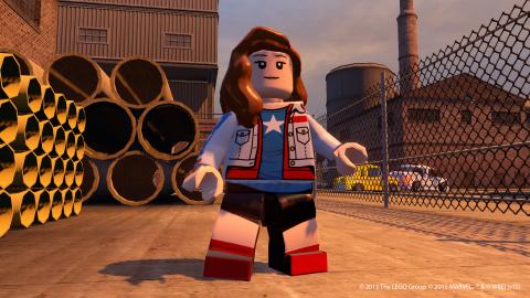 LEGO Marvel's Avengers, action super-héroïque en images