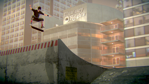 Tony Hawk's Pro Skater 5, les riders en images