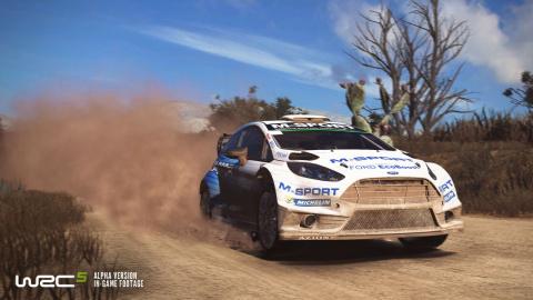 Embarquez sur les routes du Portugal dans cet extrait de WRC 5