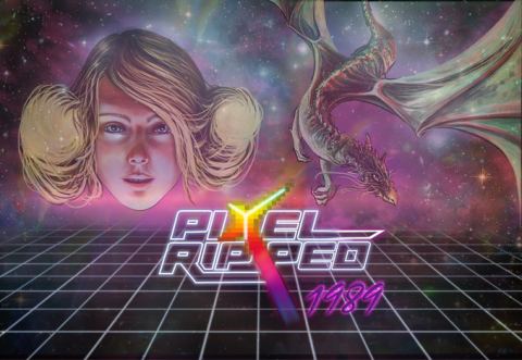 Pixel Ripped 1989 sur PC