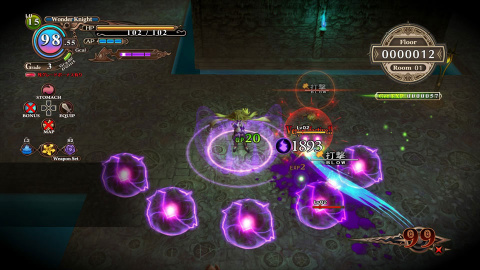 The Witch and the Hundred Knight Revival montre beaucoup de contenu