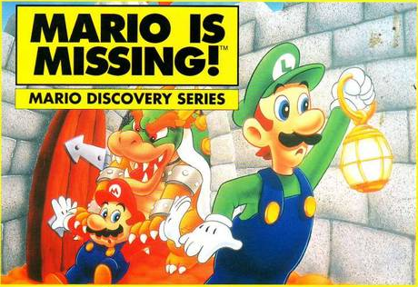 Jaquette de Oldies : Mario is Missing! : Le plaisir de jeu a-t-il disparu ? sur SNES