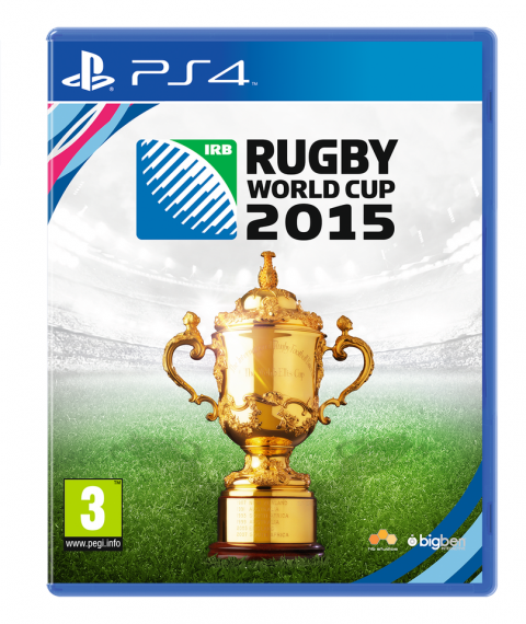 Rugby World Cup 15 sur PS4