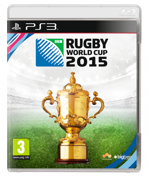 Rugby World Cup 15 sur PS3