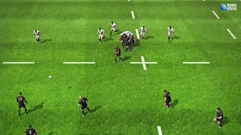 Premiers visuels de Rugby World Cup 15