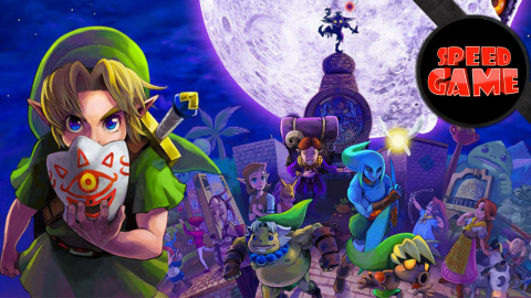 Speed Game - Zelda Majora's Mask fini en 1h35