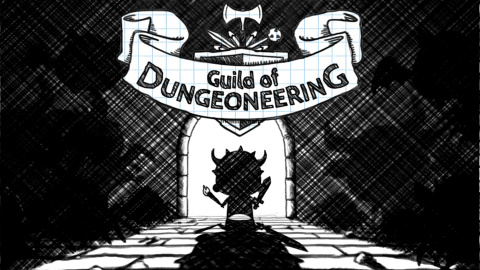 Jaquette de Guild of Dungeoneering : un concept atypique au service d'un rogue like addictif !