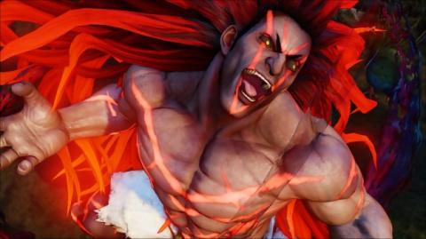 Street Fighter 5 : présentation de Necalli le guerrier aztèque