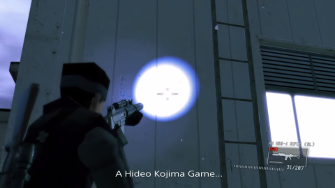 Kojima nous aurait-il teasé son éviction dans MGS 5 : Ground Zeroes ?