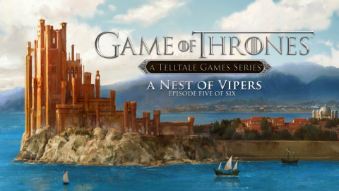 Jaquette de Game of Thrones : Episode 5 - A Nest of Vipers