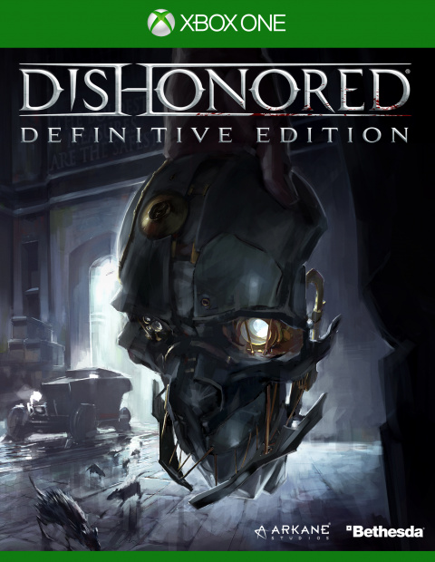 Dishonored : Definitive Edition sur ONE