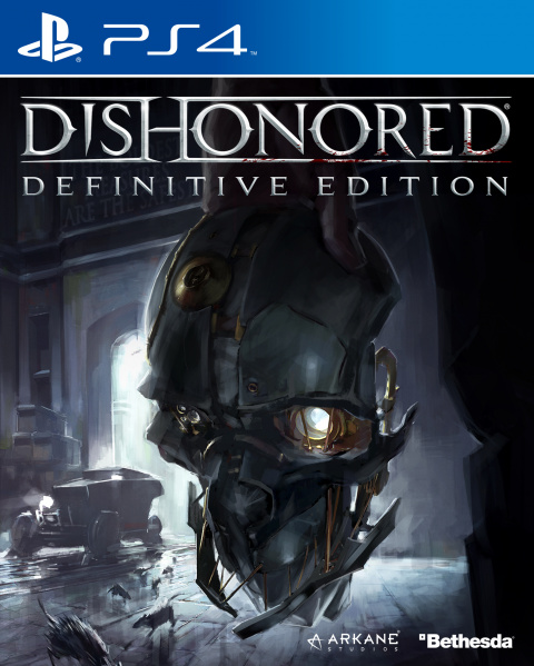 Dishonored : Definitive Edition sur PS4