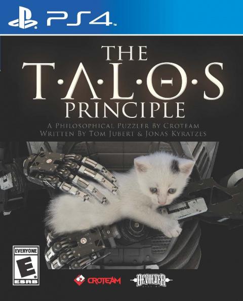 The Talos Principle sur PS4