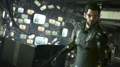Deus Ex Mankind Divided : Battre un boss en lui parlant, c'est possible
