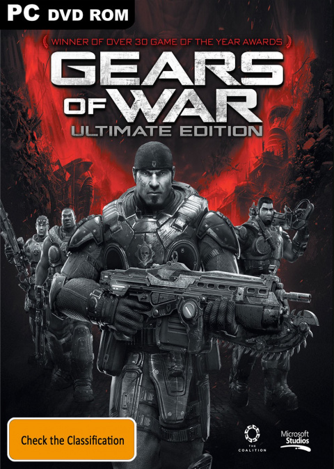 Gears of War Ultimate Edition sur PC