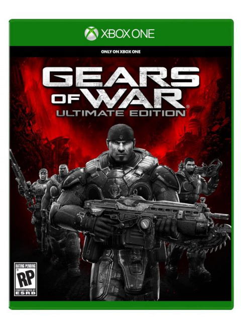 Gears of War Ultimate Edition sur ONE