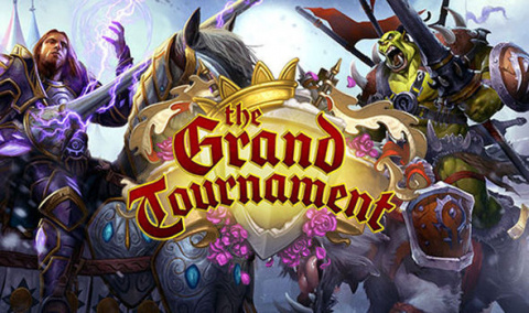 Hearthstone : Nouvelle extension de cartes annoncée : The Grand Tournament