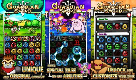 Jeux mobiles : Top 5 des sorties de la semaine