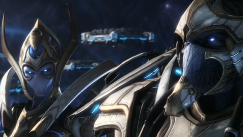 Jaquette de Starcraft 2 : Legacy of the Void - Prologue Les Murmures de l'Oubli