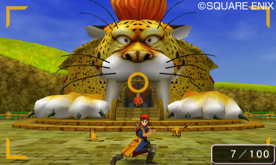 Dragon Quest VIII 3DS : Encore un RPG de qualité !