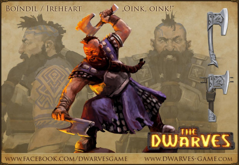 gamescom 2015 : KING Art Games annonce The Dwarves