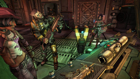Jaquette de Gameplay PVP de Borderlands Online