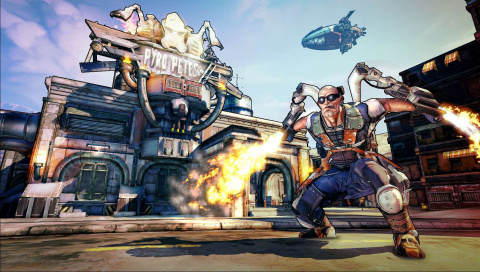 Jaquette de Gameplay PVE sur Borderlands Online