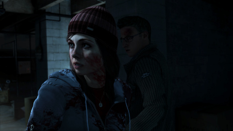 Jaquette de 9 minutes de gameplay pour Until Dawn