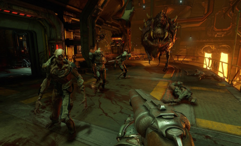 Doom, notre prise en main du mode multi - QuakeCon 2015