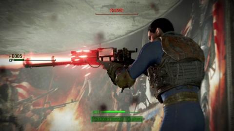 Fallout 4 - Nos impressions depuis la QuakeCon 2015