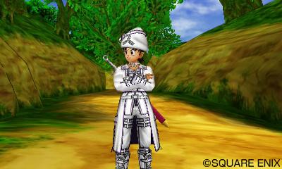 Dragon Quest 8 : Nos impressions sur la version japonaise du remake