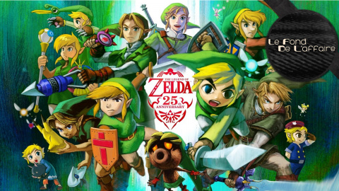 Le Fond de l'Affaire - Les Zelda en 2D