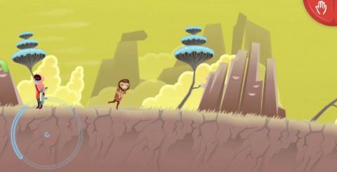 Prevail, l'exploration façon No Man's Sky en 2D
