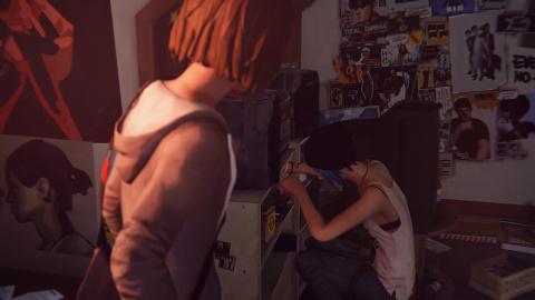 Life is Strange - Episode 4 - Dark Room sur PS4