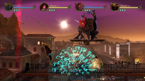 Abyss Odyssey : Extended Dream Edition dispo sur PS4