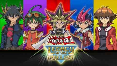 Yu-Gi-Oh! Legacy of the Duelist : Link Evolution - une sortie européenne pour le jeu Switch ?