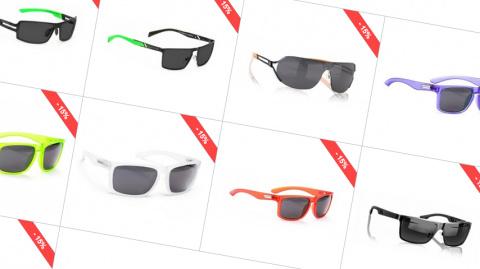 Promotion : -15% sur les lunettes Gunnar solaires