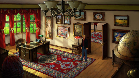 gamescom : Broken Sword 5 : son créateur Charles Cecil nous dévoile les versions consoles