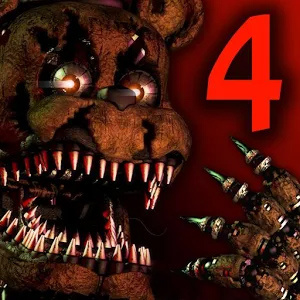 Five Nights at Freddy's 4 : The Final Chapter sur iOS